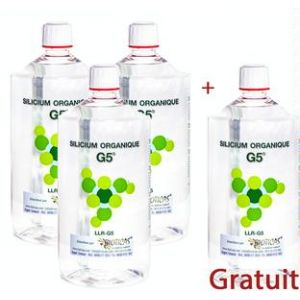 Llr-g5 Silicium Organique G5 Sans Conservateur - 1L