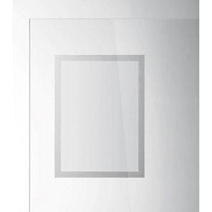 Durable 4841-23 - Lot de 2 cadres d'affichage DURAFRAME Sun, pour format A4, argent métal