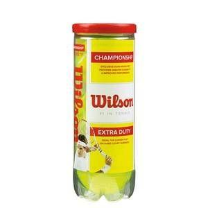 Wilson Balles tennis Champion Xd