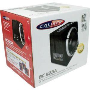 Caliber Subwoofer actif pour auto 600 W Audio Technology BC112SA