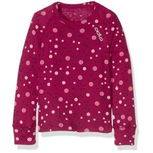 Odlo T-shirts Shirt L/s Crew Neck Warm Trend Small