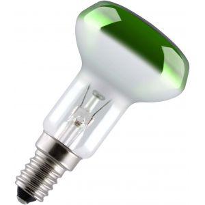 Paulmann ampoule de réflecteur R50 vert 25W à petit culot E14