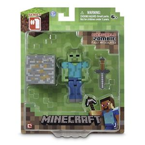 Jazwares figurine Minecraft avec accessoires - Assortiment aléatoire