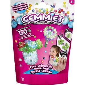 Asmokids Gemmies Set 2 créations thème Fleurs