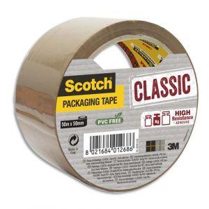 Scotch Ruban d'emballage 50 mètres