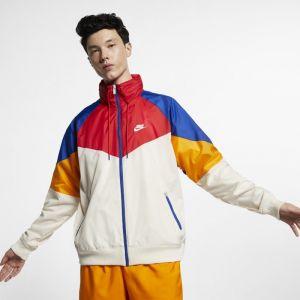 Nike Coupe-ventà capuche repliable Sportswear Windrunner pour Homme - Crème - Couleur Crème - Taille XL