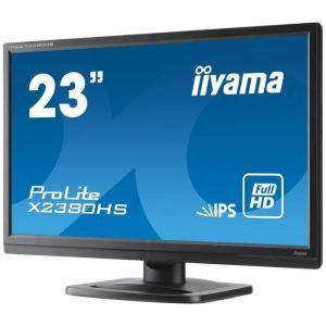 "iiyama ProLite X2380HS-1 - Ecran LED 23"""