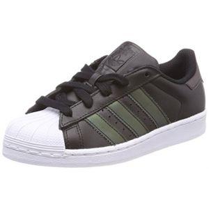 online store 1ee17 dd711 Adidas Superstar C, Chaussures de Fitness Mixte Enfant, Noir (Negbas Negbas