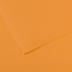 Canson Papier Mi-Teintes 160 g/m² - 50 x 65cm 374 - Terre De Sienne