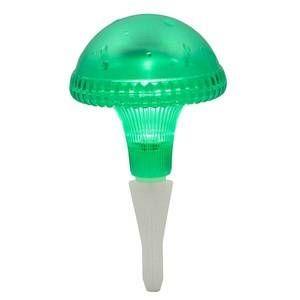 Konstsmide Borne d'éclairage Pilz LED Vert Moderne Extérieur Pilz