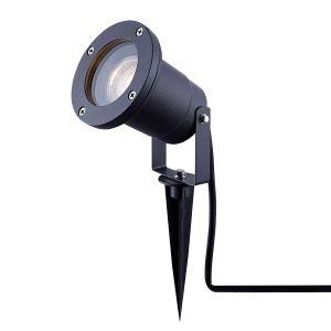 Globo Lighting EEK A++, Luminaire d%u2019extérieur Style V - Verre / Aluminium - 1 ampoule