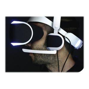 Hama Micro-Casque Stéréo Overhead Insomnia VR pour PS4
