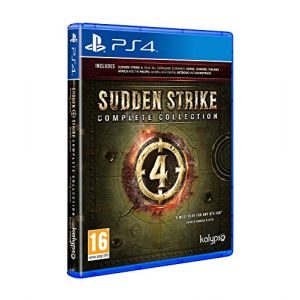 Sudden Strike 4 : Complete [PS4]