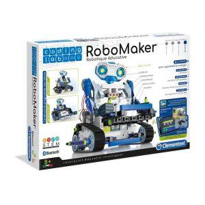 Clementoni Robot - RoboMaker Starter, robotique éducative - 10 ans et +