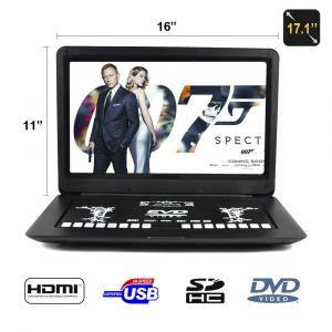 """Lecteur DVD Portable 17"""""""