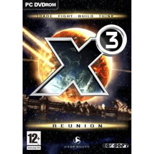 X3 : Reunion - Gold Edition : Jeu + extension [PC]