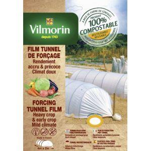 Vilmorin Film tunnel de forçage - farine de céréales - 2m x 4m 20µm