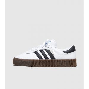Adidas Sambarose W, Blanc (Ftwbla/Negbás/Gum5 000), 41 1/3 EU