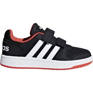 Adidas Chaussures enfant Hoops multicolor - Taille 28,29