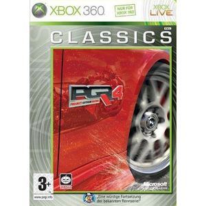 Project Gotham Racing 4 sur XBOX360
