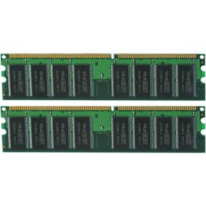 Corsair VS1GBKIT400 - Barrettes mémoire Value Select 2 x 512 Mo DDR 400 MHz CL2.5 DIMM 184 broches