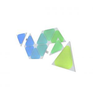 Nanoleaf Panneaux lumineux Shapes Triangles Mini Expansion-10PK