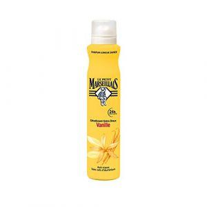 Le Petit Marseillais Vanille - Déodorant Extra Doux 24h anti-traces