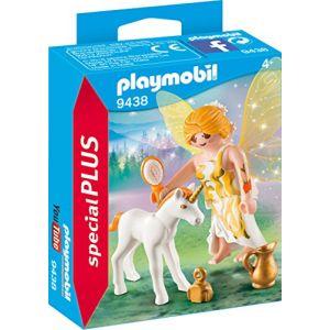 Playmobil 9438 - Fée et bébé licorne