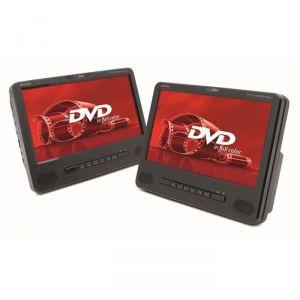 "Caliber MPD298 - Pack 2 Lecteurs DVD portables 9"" LED"