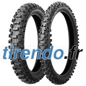 Bridgestone Pneu Moto M204 80/100R12 41M