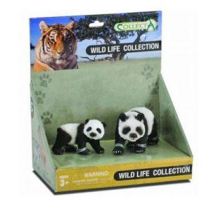 Collecta 88268 - Maman Panda et son bébé