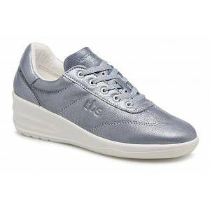 Tbs Dandys, Chaussures Multisport Indoor Femmes, Bleu (Bleu Métallisée), 41 EU