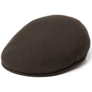 Kangol Bonnet Wool 504 - Mixte - Vert (Loden) - Large
