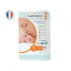 Carryboo 56 couches Mini T2 (3-6kg)