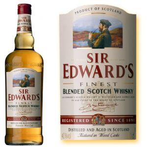 Sir edward's Whisky Ecosse Blended 40% vol.