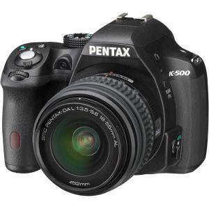 Pentax K-500 (avec objectif 18-55mm)