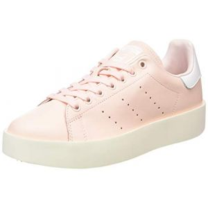 Adidas Stan smith bold w by2970 femme sneakers rose 42