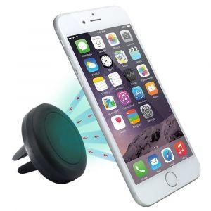 Savfy Universel Support Voiture Magnétique Aimanté Aération Pr Tous  Smartphone Iphone   Samsung  Gps eb5ede148cc