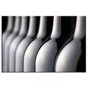 Tableau bouteille (80 x 50 cm)
