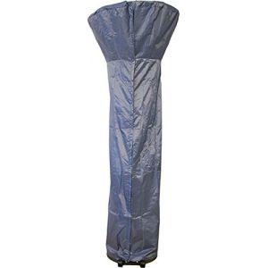 Housse protectrice haut de gamme pour parasol chauffant