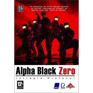Alpha Black Zero : Intrepid Protocol [PC]