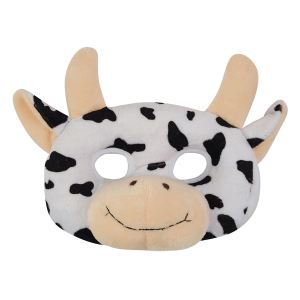 Histoire d'ours Masque girafe