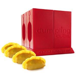 Moule cube Dumpling pour 4 raviolis