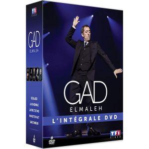 Gad Elmaleh - L'intégrale (5 spectacles)