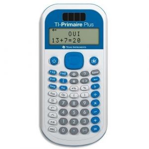 Texas instruments TI Primaire PLUS Solaire Calculatrice Scientifique