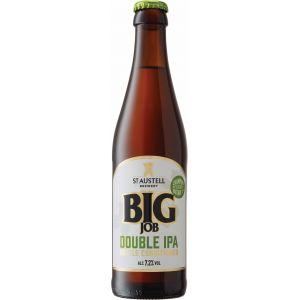 Br erie St Austell Bière Big Job 33cl 5,2% Bière Ambrée d'Angleterre