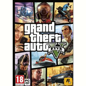 Grand Theft Auto V (GTA V) [PC]