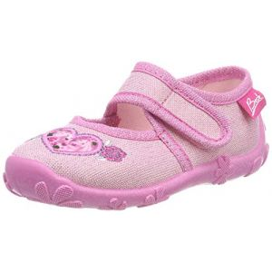 Beck Darling, Chaussons Bas Fille Rose (Rosa 03) 29 EU