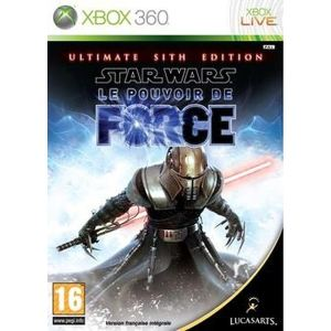 Star Wars : Le Pouvoir de la Force - Ultimate Sith Edition [XBOX360]