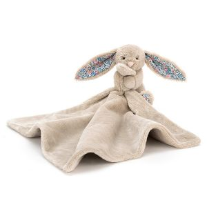 Jellycat Blossom beige bunny soother -34 cm